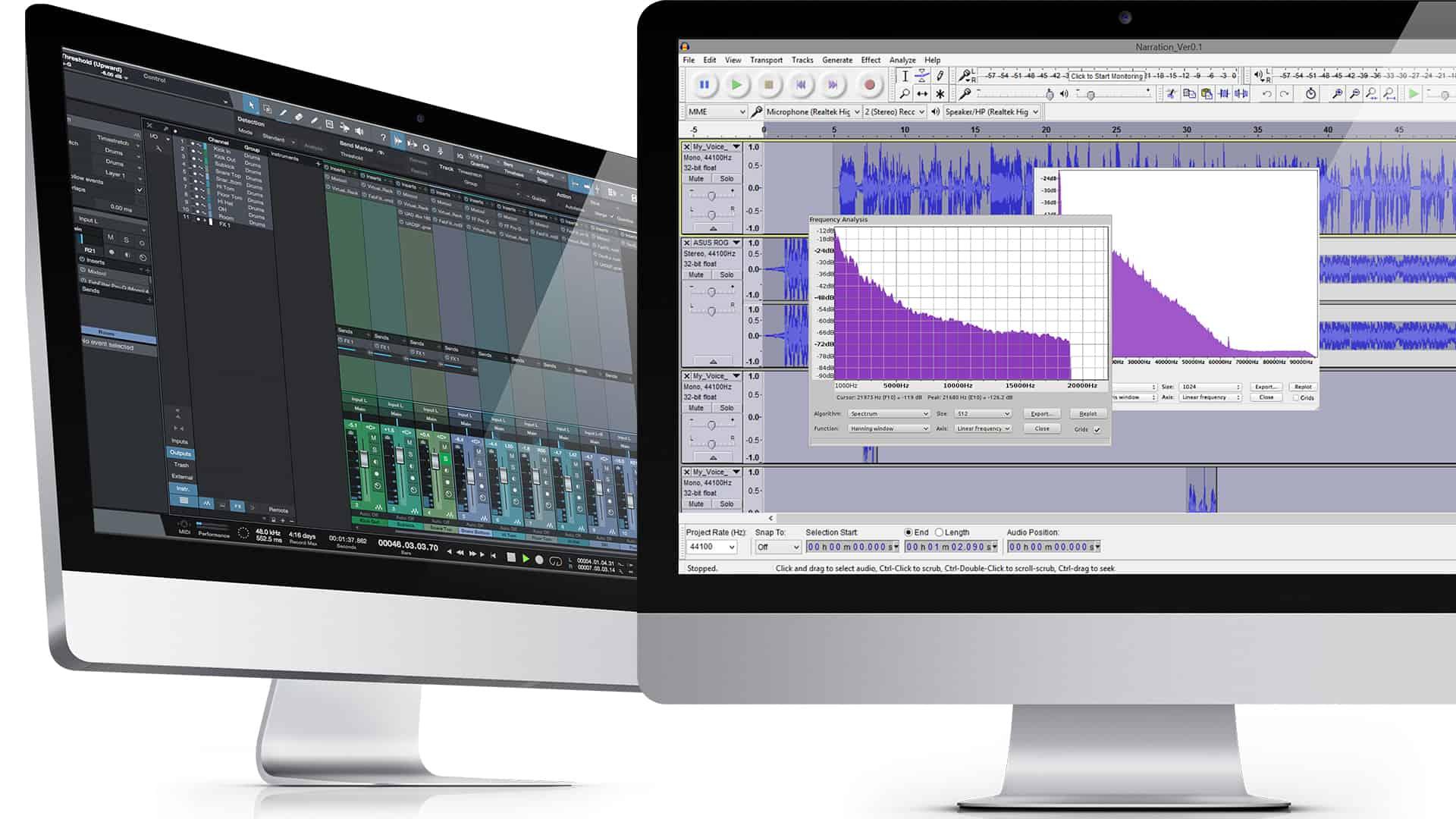 Audacity (mac) 2. 3. 0 download computer bild.