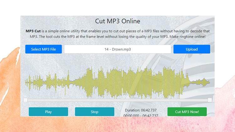 online musik schneiden programm