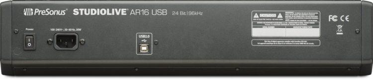 PreSonus StudioLive AR16 USB Testbericht