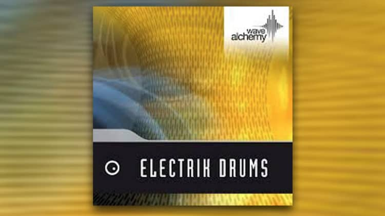 Wave Alchemy Electrik Drums