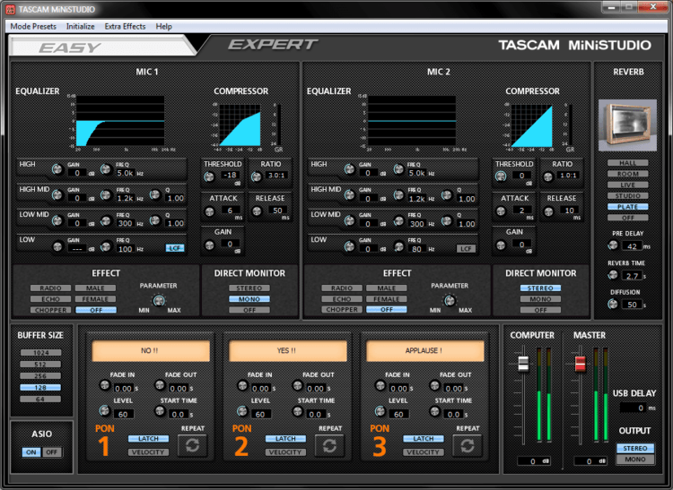 Tascam US-42 Review