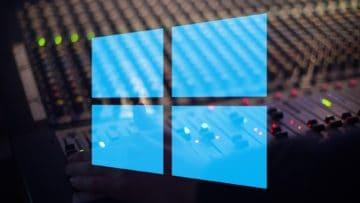 Windows Sound aufnehmen
