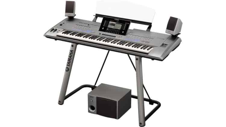 Yamaha Tyros 5 Review
