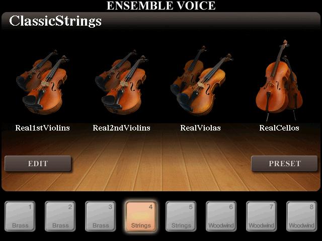 Yamaha Tyros 5 Test - Ensemble-Sounds