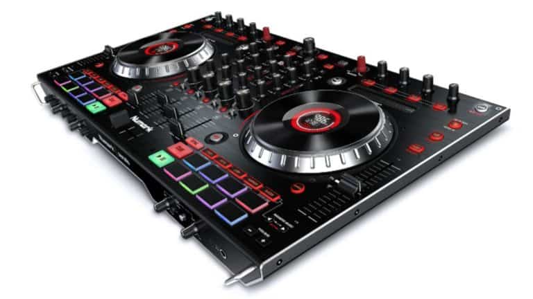DJ-Highlights - Numark NS6 II