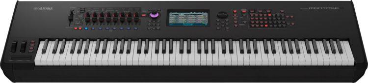 FM-Synthese Erklärung - Der Yamaha Montage diente als Inspiration