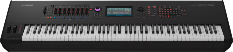 FM-Synthese Tutorial - Yamaha Montage