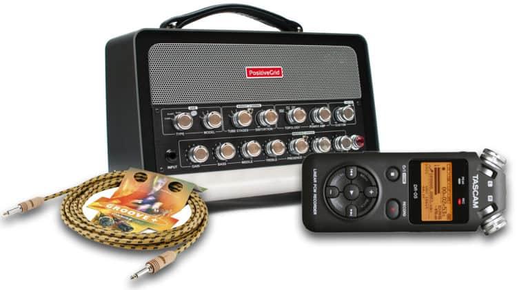 Gitarre: Recording Tools