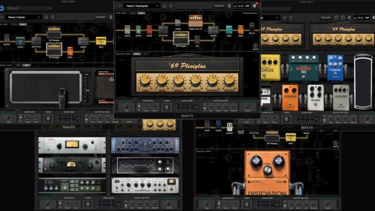 Gitarren-Recording - Positive Grid BIAS FX