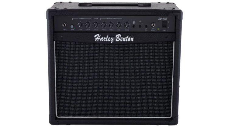 Gitarren Combo - Harley Benton HB-40R