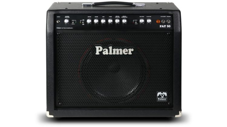 Gitarren Combo - Palmer FAT 50 Combo