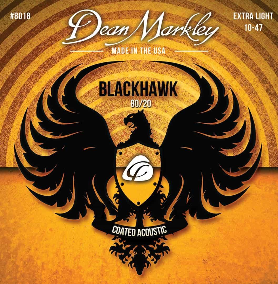 Gitarrensaiten Ratgeber - Dean Markley Blackhawk 80/20 Bronze