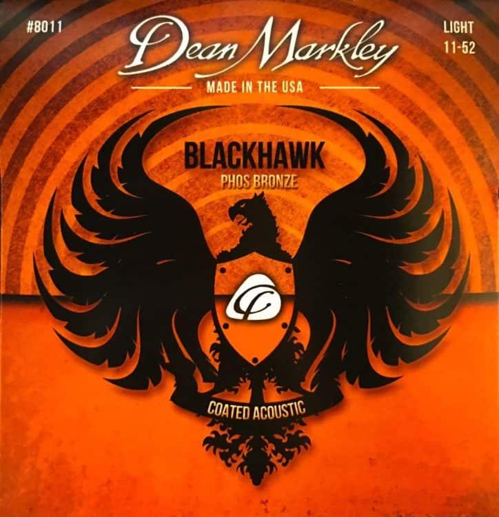 Gitarrensaiten Ratgeber - Dean Markley Blackhawk Phosphor Bronze