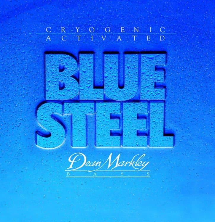 Gitarrensaiten Ratgeber - Dean Markley Blue Steel Bass