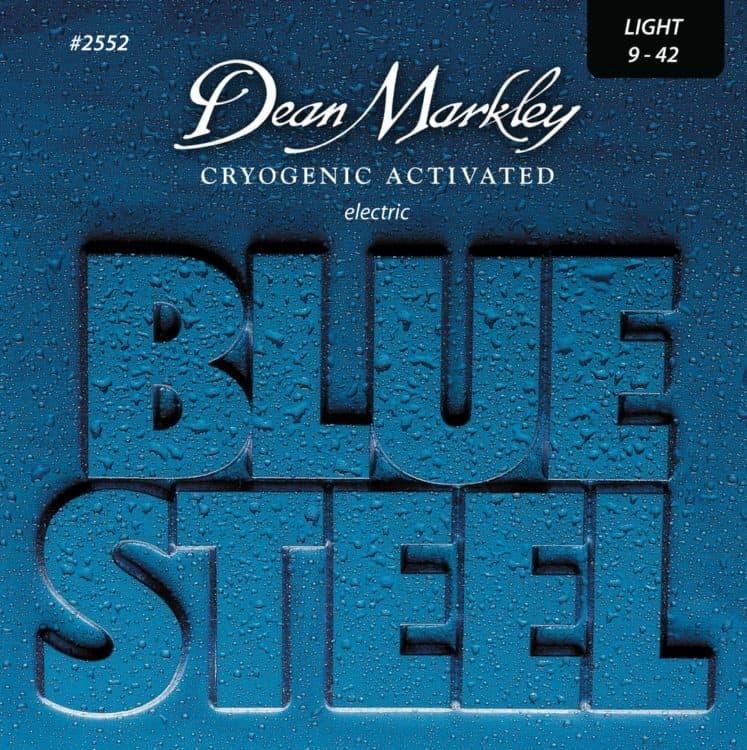 Gitarrensaiten Ratgeber - Dean Markley Blue Steel Electric
