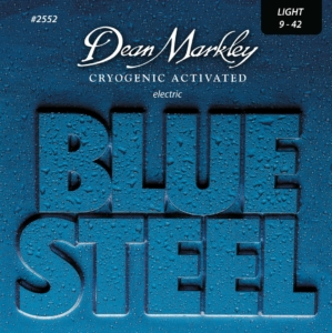 Gitarrensaiten Ratgeber - Dean Markley Blue Steel Electric