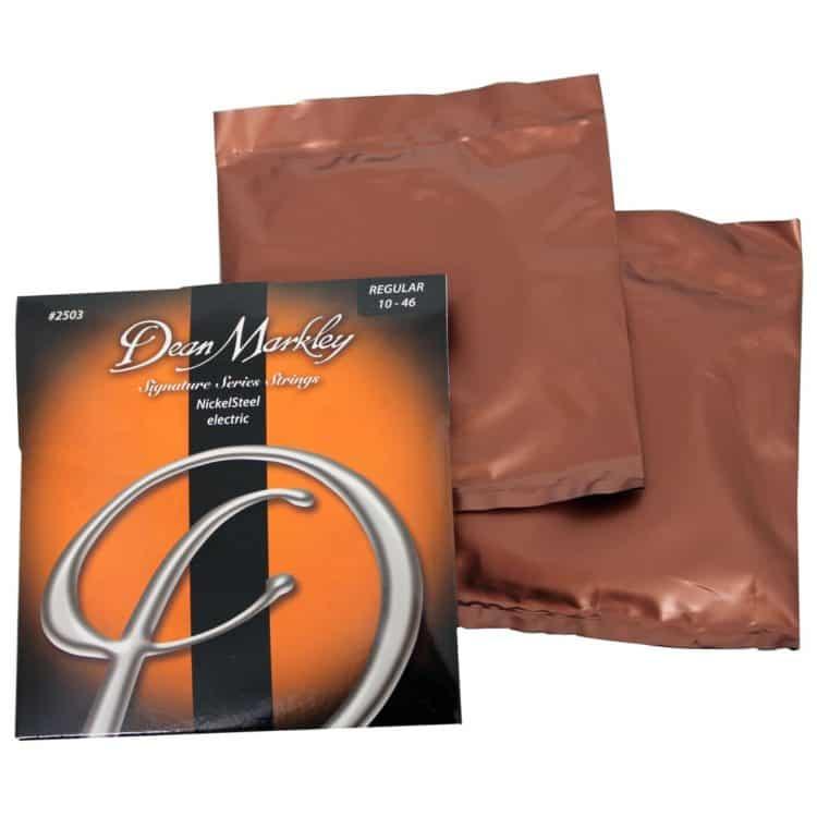Gitarrensatiren Ratgeber - Dean Markley Signature Series NickelSteel Electric