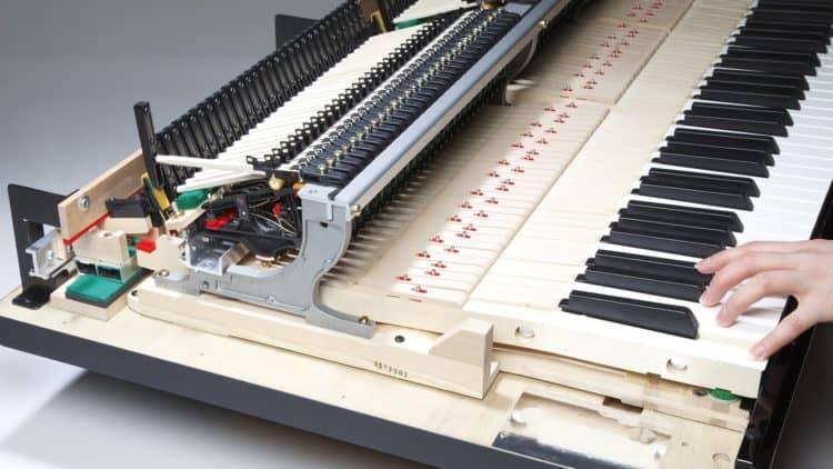 Kawai Novus NV10 - Tastatur und Mechanik