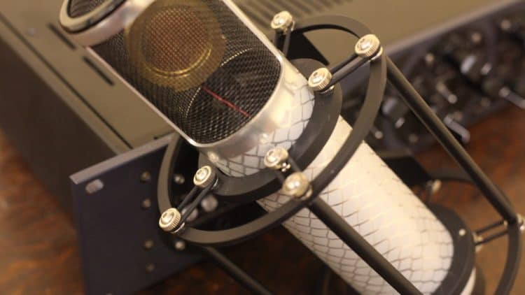 Röhrenmikro deluxe - Manley Reference Silver Microphone