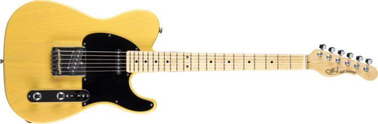Neue Gitarre - G&L Asat Classic