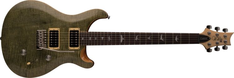 Neue Gitarre - PRS SE Custom 24 SR 2017