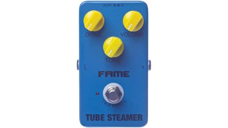 Pedal (Gitarre) - Fame Tube Steamer