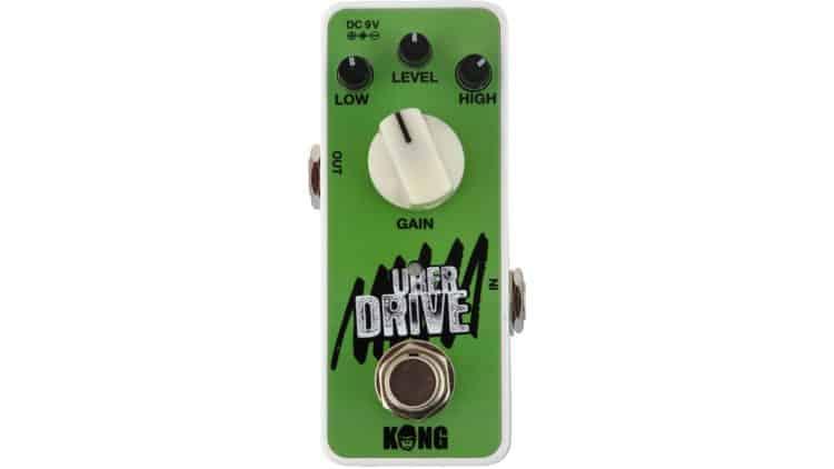Pedal (Gitarre) - KONG Uber-Drive