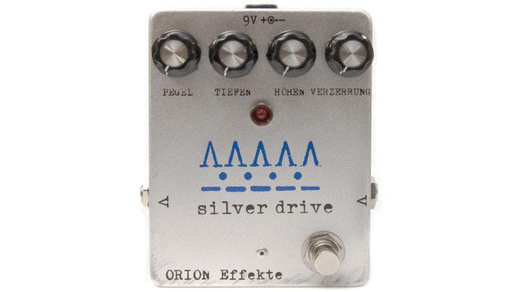 Pedal (Gitarre) - Orion Silver Drive