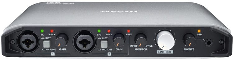 Tascam iXR Review