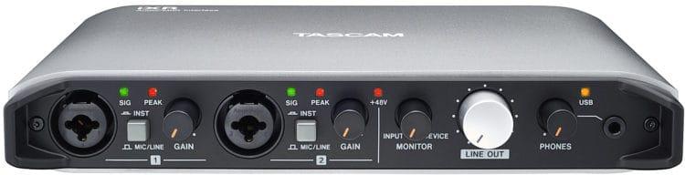 Tascam iXR Review
