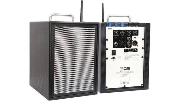 Elite Acoustics A1BR8 Test