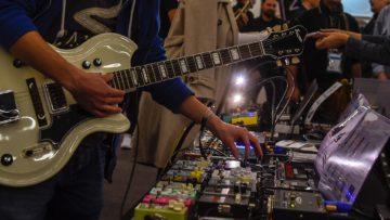 Musikmesse Gitarre