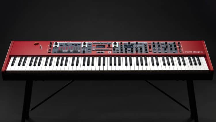 Musikmesse Synthesizer Workstations Keyboards - Nord Stage 3