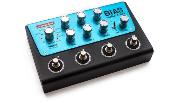 Musikmesse Highlights - Positive Grid BIAS Modulation