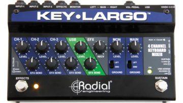 Radial Key-Largo