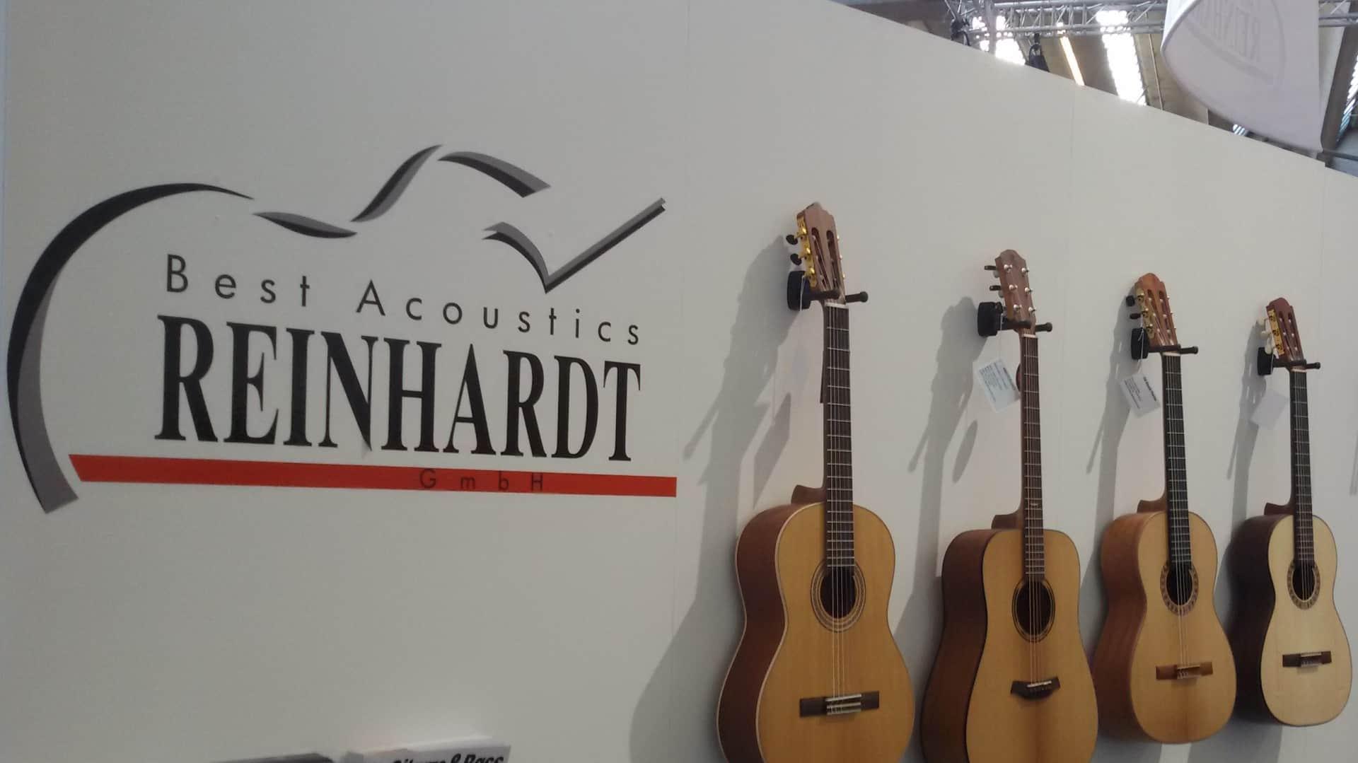 Reinhardt GmbH Gitarren aus Thermoholz
