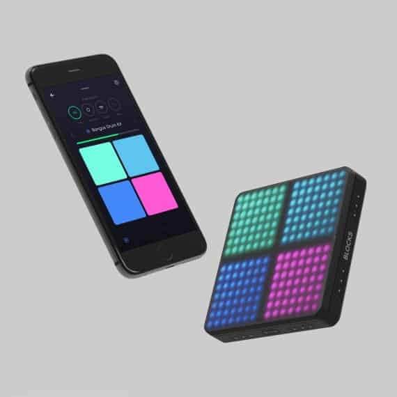 Roli Blocks App