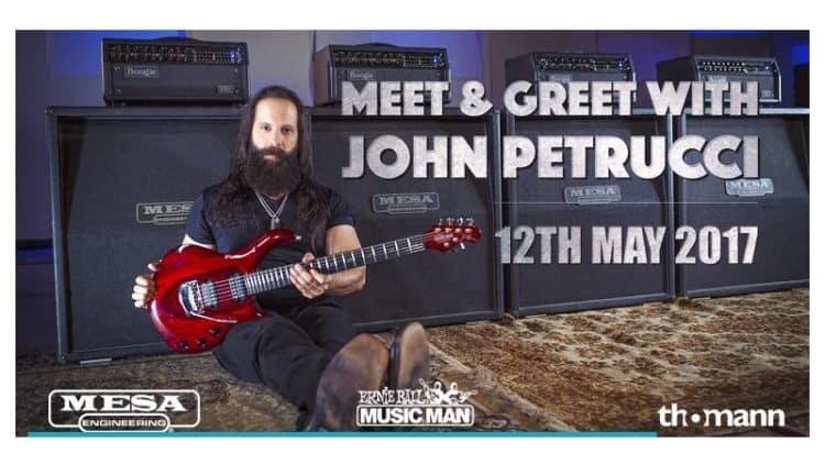 Spotlight on: John Petrucci