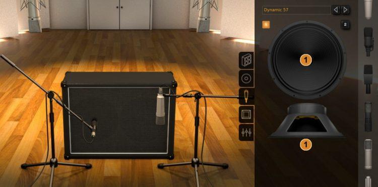 IK Multimedia AmpliTube 4 Testbericht - Virtuelle Mikrofonierung