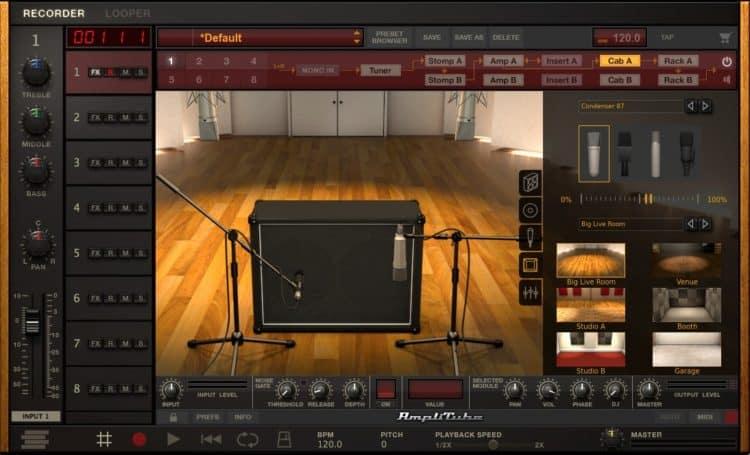 IK Multimedia AmpliTube 4 Test