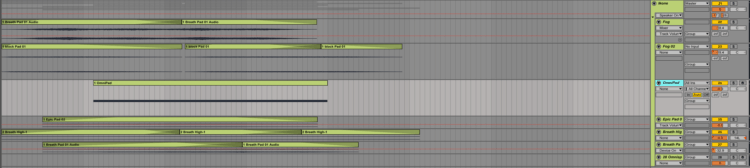 KAMI Sounddesign - Ableton Live