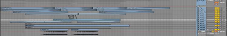 Tear Gas - KAMI Sounddesign - Ableton Live