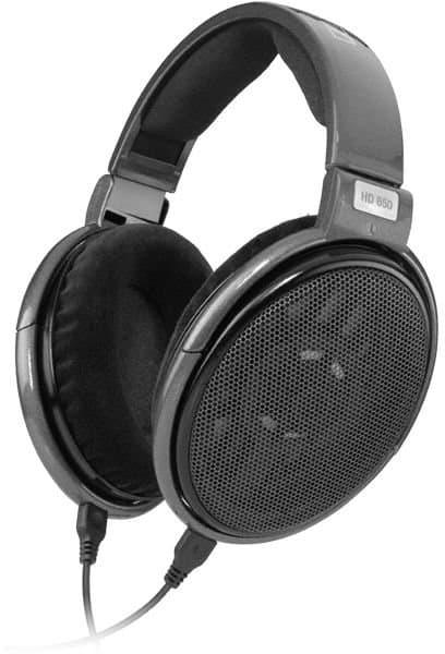 Kopfhörer-Testsieger - Sennheiser HD 650