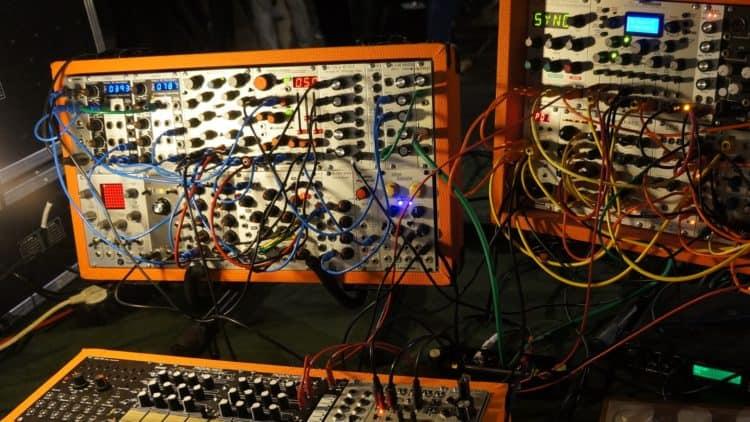 Modulare Synthesizer