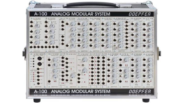 Modulare Synthesizer - Modular-System Doepfer A-100