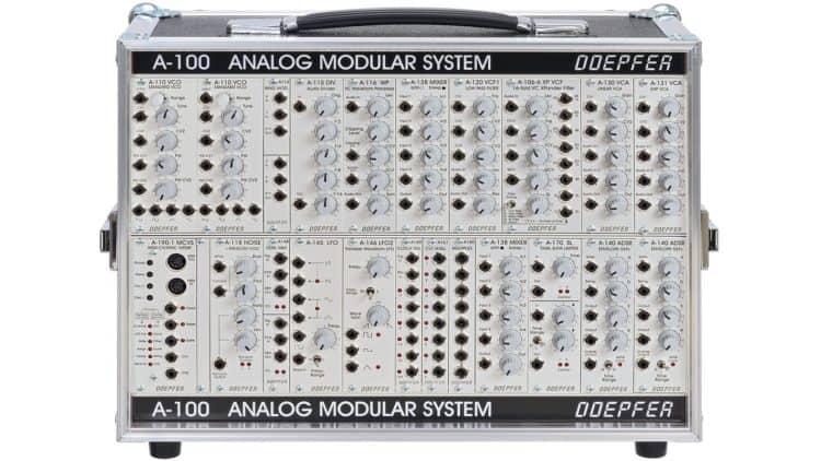 Modulare Synthesizer - Modular-System Doepfer A-100