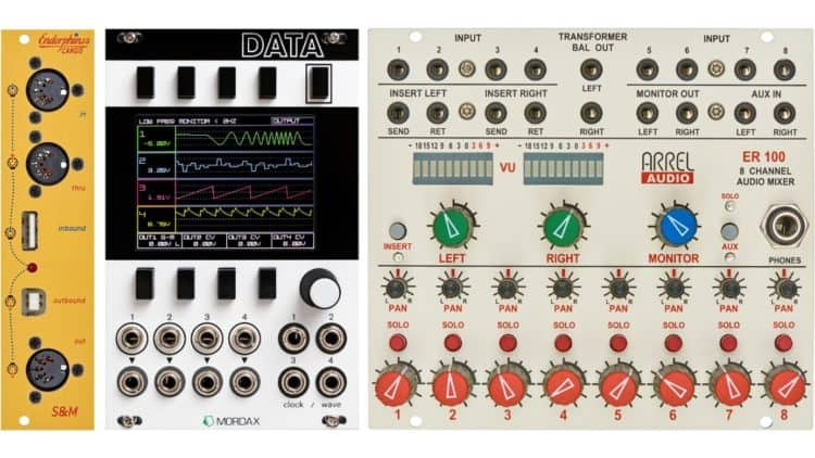 Modularer Synthesizer - Sonstiges