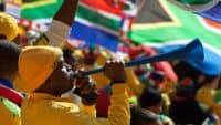 Traditionelle Musikinstrumente aus Südafrika