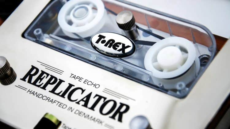 T-Rex Replicator Review - Tape Delay