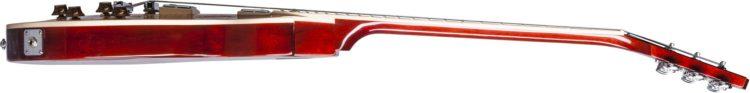 Test der Gibson Les Paul Standard 2017 T - Der Hals mit dem Profil »Slim Taper«